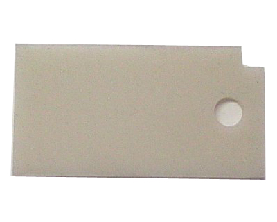 Brother intellifax 4100e adf separation pad oem rubber only for Brother intellifax 4100e document receiving tray