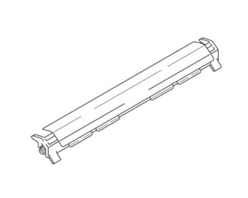 Brother intellifax 4100e outer paper chute 1 oem for Brother intellifax 4100e document receiving tray