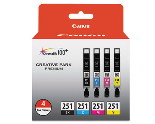 Canon PIXMA MG5522 Magenta Ink Cartridge