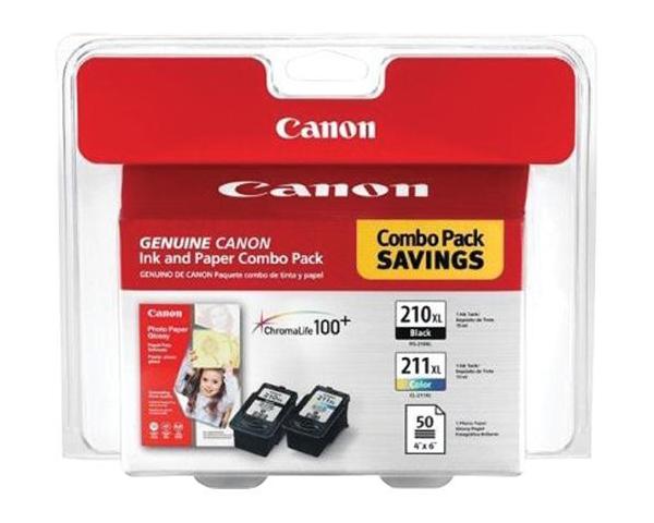 Canon PIXMA MX420 Black Color Ink Cartridges Combo Pack OEM