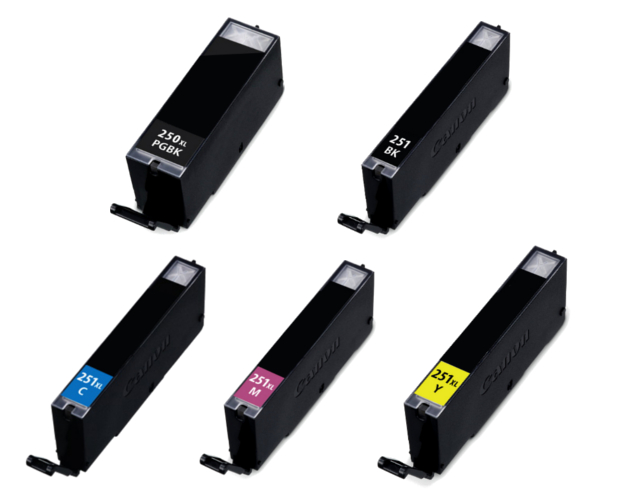 Canon PIXMA MX922 Pigment Black Ink Cartridge - 500 Pages