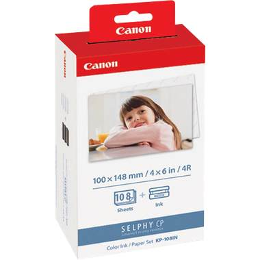 Canon SELPHY CP750 Color Ink/Postcard Paper Set (OEM) 108 ...: http://www.quikshiptoner.com/catalog/canon-selphy-cp750-color-ink-postcard-paper-set