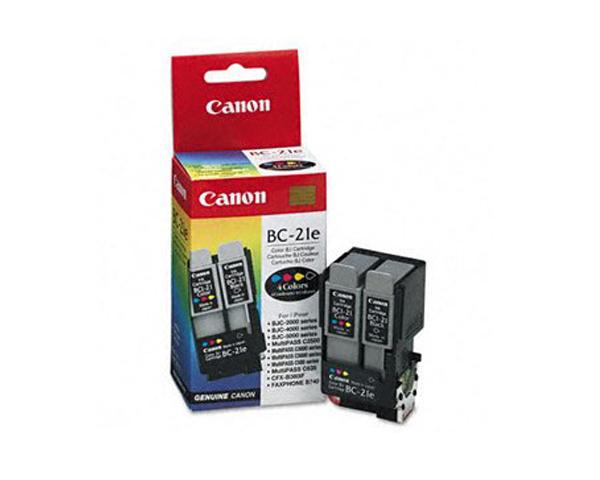 Canon bubble-jet bjc-2100