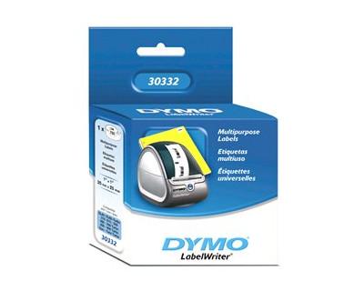 dymo labelwriter 320 address labels oem self stick 1 1 8 x 3 1 2 white. Black Bedroom Furniture Sets. Home Design Ideas