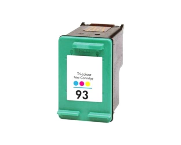 hp officejet 6310 tricolor ink cartridge 330 pages quikship toner. Black Bedroom Furniture Sets. Home Design Ideas