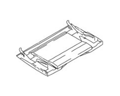 Brother Part# LJ0334001 Tray Cover Assembly (OEM