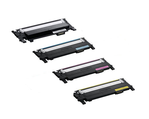 samsung clp 360 waste toner collector oem 7 000 b w pages 1 750 pages color. Black Bedroom Furniture Sets. Home Design Ideas