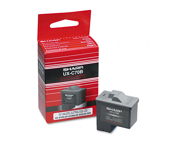 Sharp Ux-b20 Fax Ink Cartridge - 500 Pages