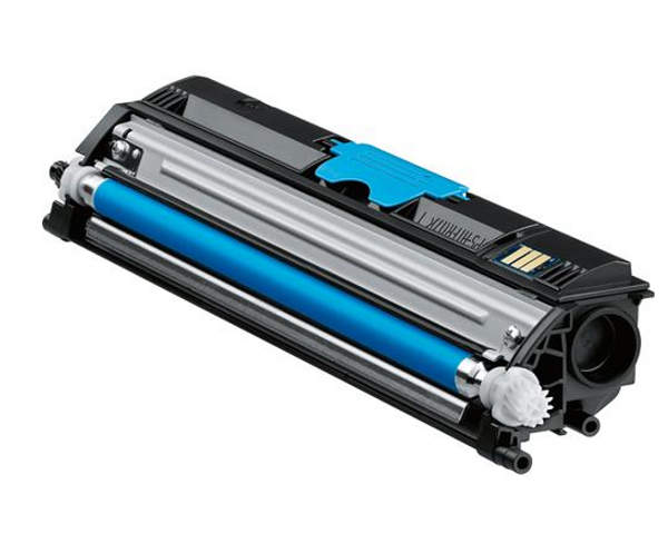 Konica Minolta MagiColor 1600w Cyan Toner Cartridge - 2.500 Pages