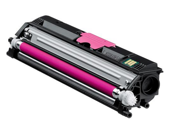 Konica Minolta MagiColor 1600w Magenta Toner Cartridge - 2.500 Pages