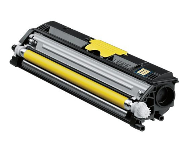 Konica Minolta MagiColor 1600w Yellow Toner Cartridge - 2.500 Pages
