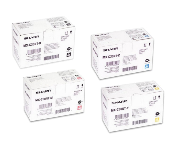 Sharp MX-C300W Toner Collection Container (OEM) 8,000 Pages