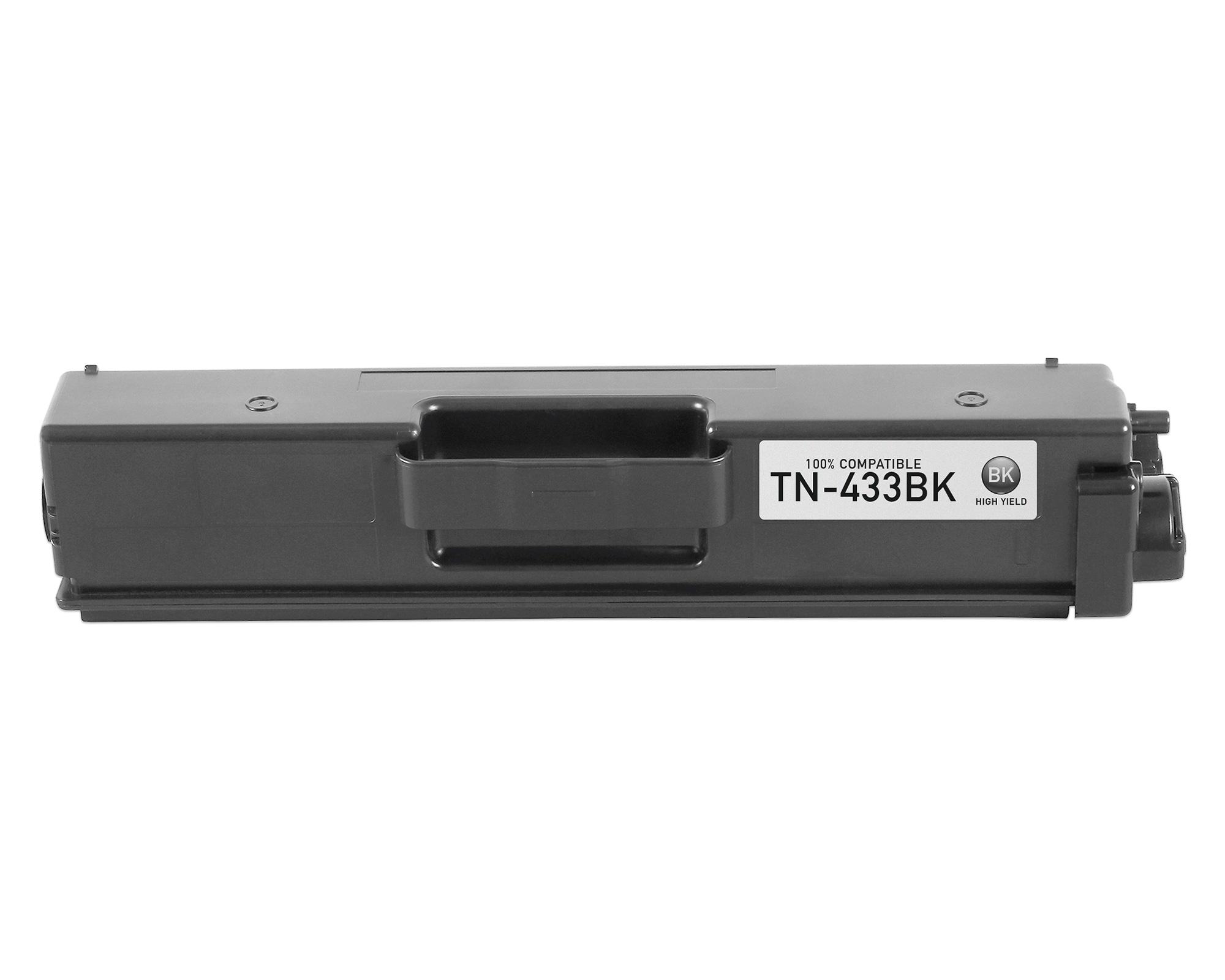 Brother MFC-L8900CDW Black Toner Cartridge - 4,500 Pages -  Generic Toner, Black-Toner-Cartridge-High-Yield-Brother-MFC-L8900