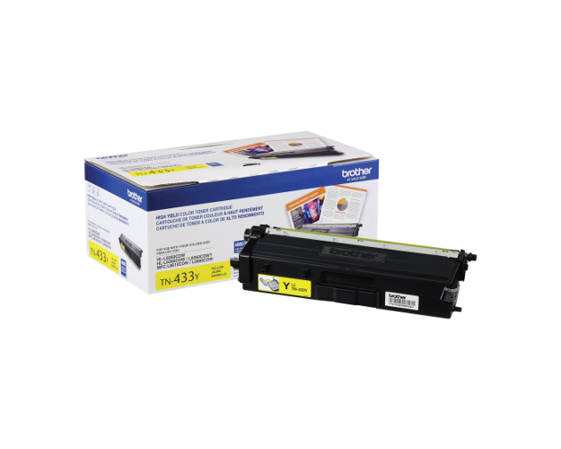 Brother Yellow-Toner-Cartridge-High-Yield-Brother-MFC-L890