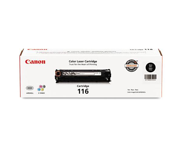 Canon LBP-5050 Black Toner Cartridge (OEM) 2,300 Pages