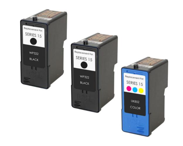 dell v105 2 black 1 color inks combo pack quikship toner rh quikshiptoner com dell printer v105 driver download dell v105 printer driver windows 10