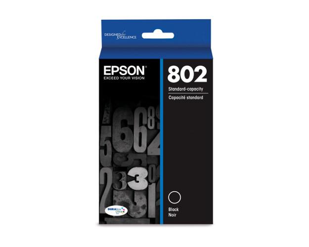 Epson WorkForce Pro WF-4734 Black Ink Cartridge (OEM) 900 Pages -  ink-black-Epson-WorkForce-Pro-WF-4734