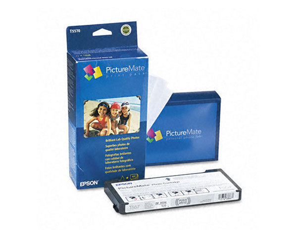 Epson Picturemate Ink Combo Pack T 5570 Quikship Toner