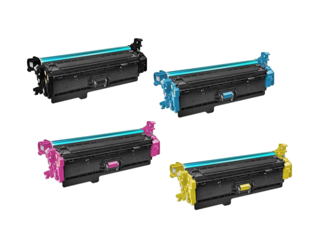HP Color LaserJet Enterprise MFP M577dn/f Toner Cartridges Set