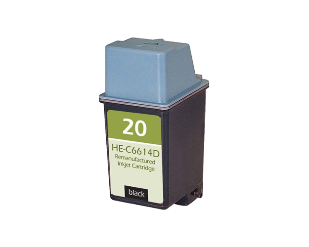 Hp Fax 1050 Black Ink Cartridge 500 Pages Quikship Toner