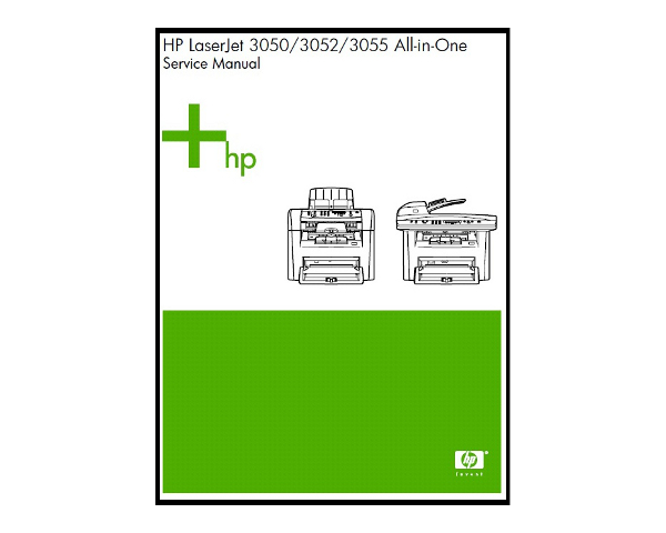 Hp color laserjet 3000 3600 3800 service repair manual download d.