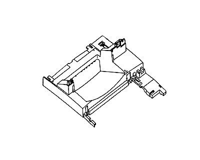 HP LaserJet 4100 Tray 1 Manual Pickup Roller (OEM