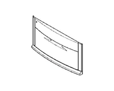 HP LaserJet 9040dn Front Cover for 2,000 Sheet Paper Feeder