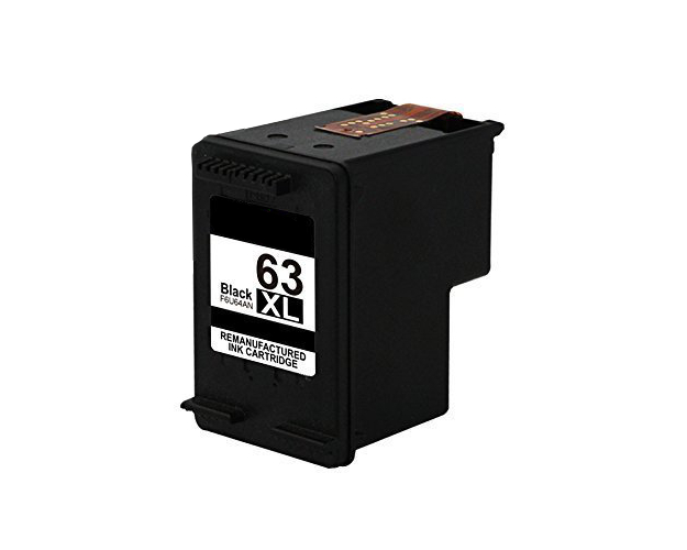HP OfficeJet 4655 Black Ink Cartridge - 480 Pages - QuikShip