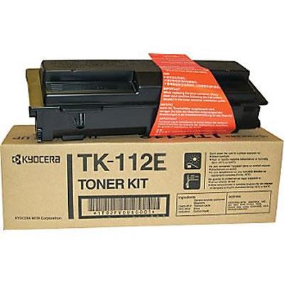 Kyocera FS-1016MFP Toner Cartridge - 6,000 Pages - QuikShip Toner