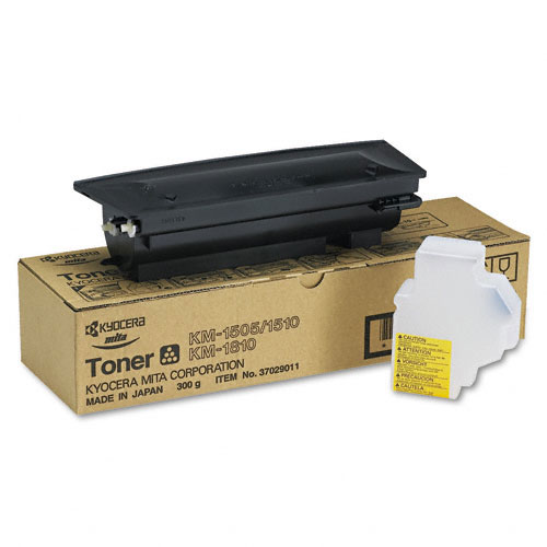 kyocera mita km 1510 1510p toner cartridge and waste container 7 000 pages. Black Bedroom Furniture Sets. Home Design Ideas