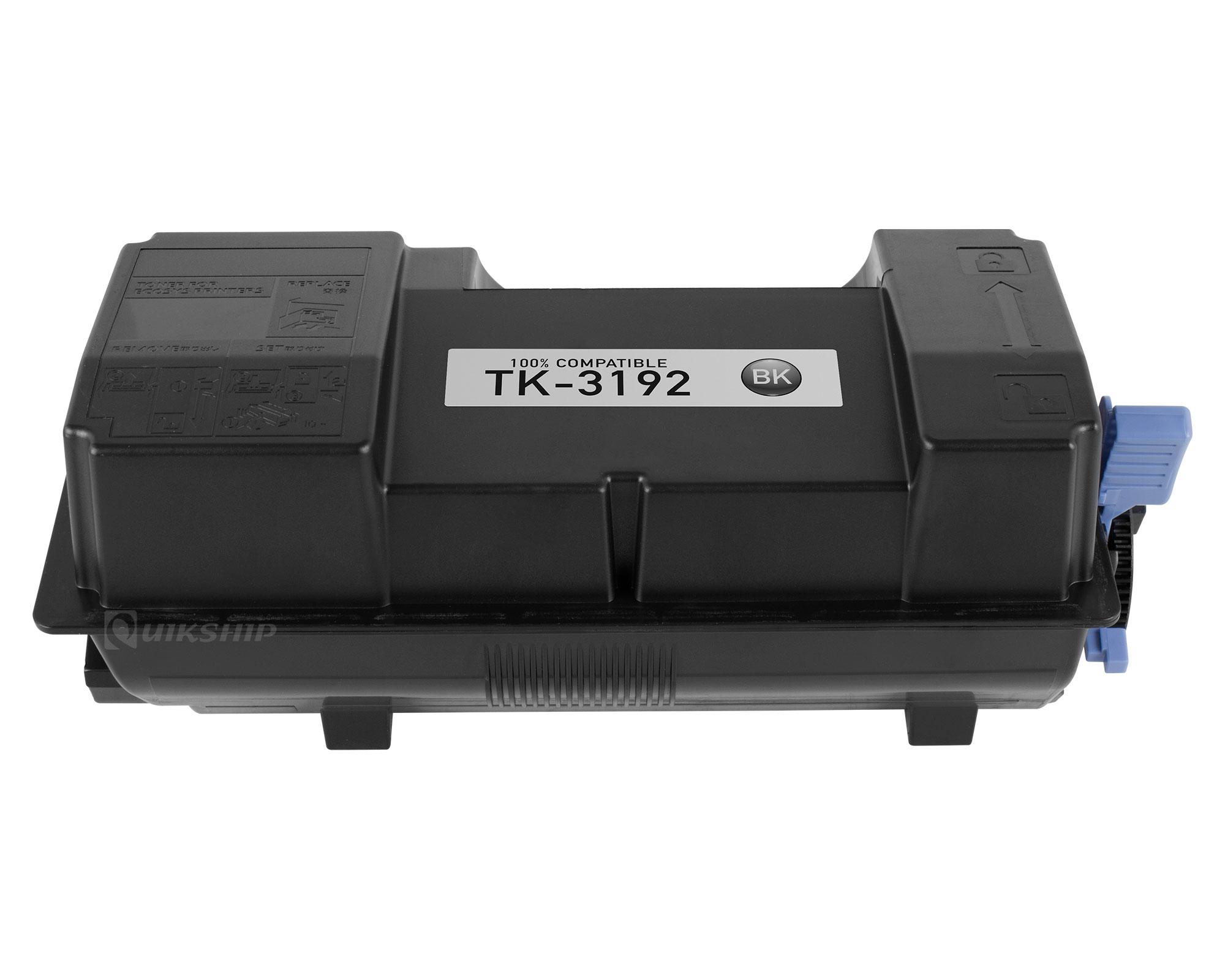 Kyocera Mita ECOSYS P3060dn Toner Cartridge - 25,000 Pages