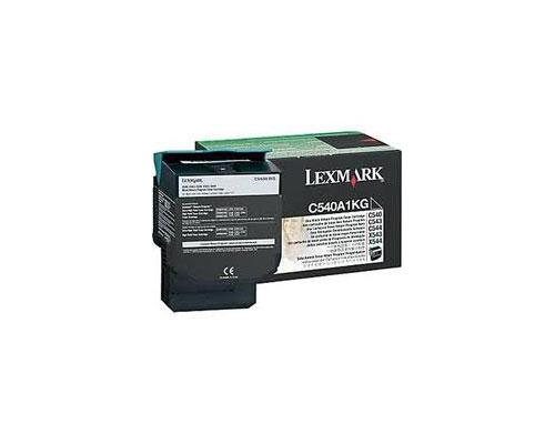 C540A1MG Lexmark Part# C540A1KG OEM C540A1YG Toner Cartridge Set C540A1CG