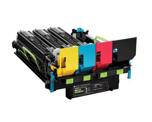 Lexmark Cx725dthe Toner Cartridges Set  Oem  Black  Cyan