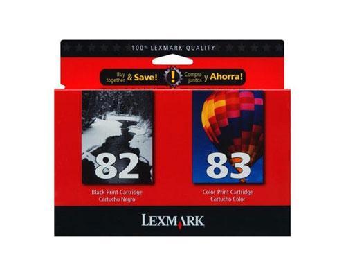 Lexmark X6170 Black Color Ink Combo Pack OEM