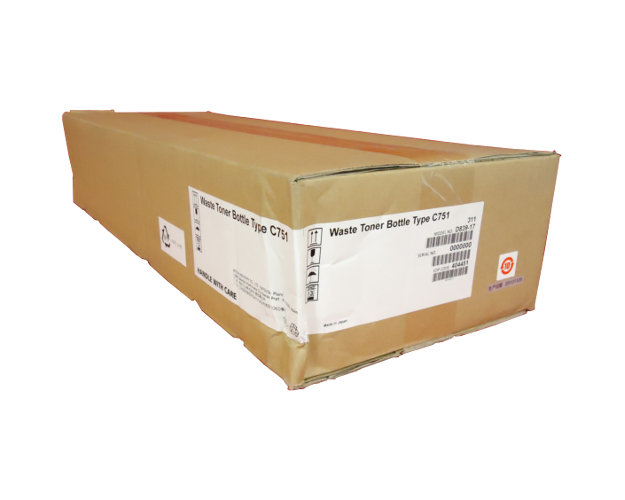 Ricoh Pro C7100 Waste Toner Container Bottle (OEM) 70,000 Pages -  Waste-Toner-Container-Ricoh-Pro-C7100