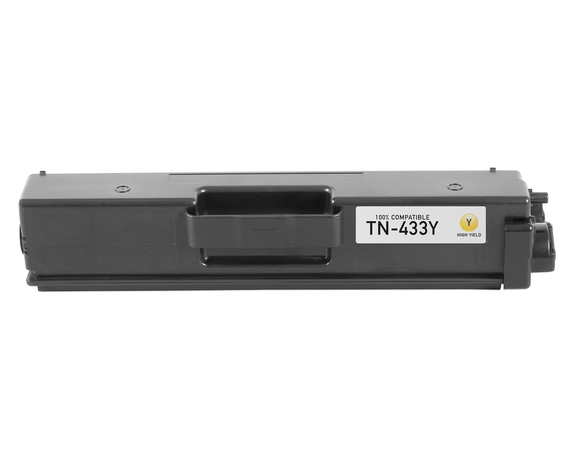 Brother MFC-L8900CDW Yellow Toner Cartridge - 4,000 Pages -  Generic Toner, Yellow-Toner-Cartridge-High-Yield-Brother-MFC-L890