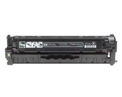 HP Color LaserJet CP2025x Yellow Toner Cartridge - 2,800 Pages