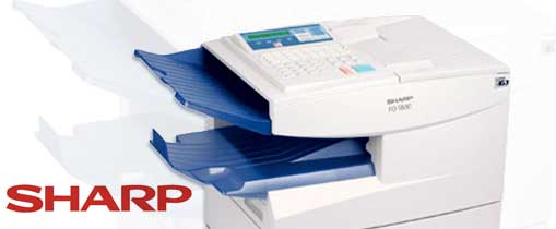 """FO"" Series Fax Machine"