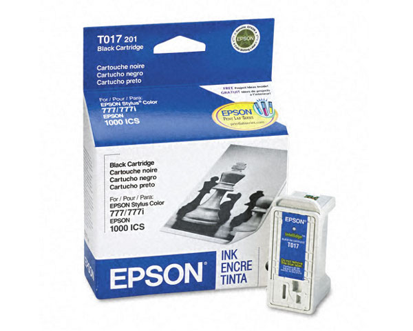 Epson Stylus Color 777/777i Black Ink Cartridge (OEM) 400 Pages