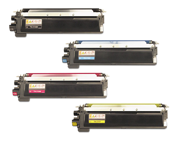 Brother MFC-9320CW Toner Cartridge Set, Manufactured by Brother